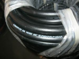 SAE 100 R2 at High Pressure Rubber Hydraulic Hose (2SN) pictures & photos