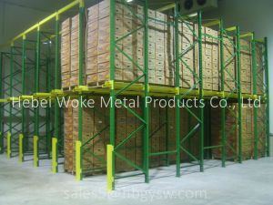 High Loading Drive Through Storage Rack System pictures & photos