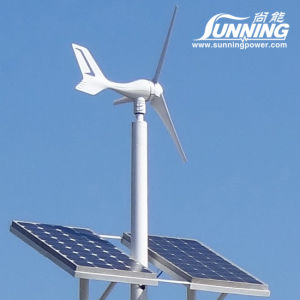 400W Wind Solar Residential System (IF-400W-12V) pictures & photos
