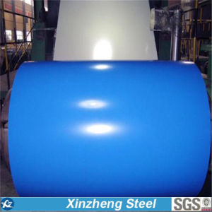 SGS Galvanized Color Coated Steel Coil PPGI for Roofing Sheet pictures & photos