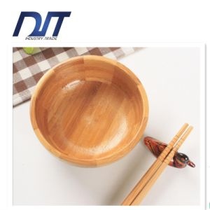 100% Natural Fall Resistant Chinldren Bamboo Salad Bowl pictures & photos