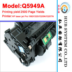 Laser Toner Cartridge for HP Q5949A (HP 49A) ; HP Q7553A pictures & photos
