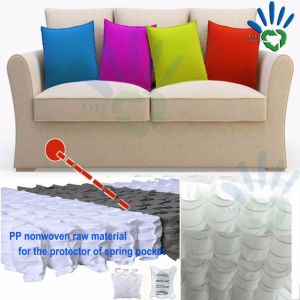 PP Nonwoven Fabric Roll Fire Resistant for Sofa pictures & photos