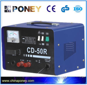 Poney Car Battery Charger Small Booster and Starter CD-50r pictures & photos
