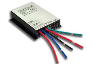 Voltage-Boosting Solar Controller with LED Driver
