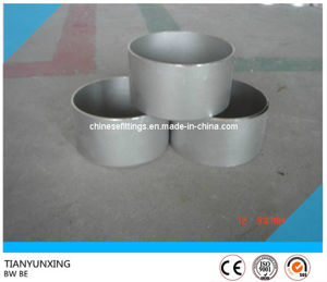 ANSI Butt Weld Stainless Steel Cap Pipe Fitting pictures & photos