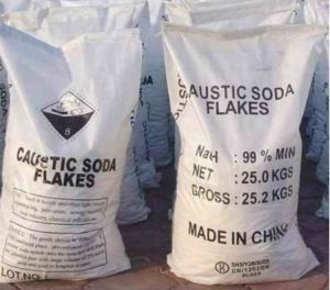 SGS Tested 99% Strong Alkali Caustic Soda Flakes pictures & photos