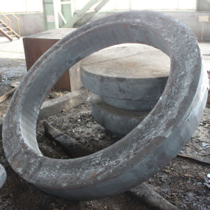 Customized Heavy Forging Forged Ring pictures & photos
