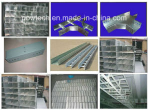 Pre-Galvanized Trunking Cable Tray pictures & photos