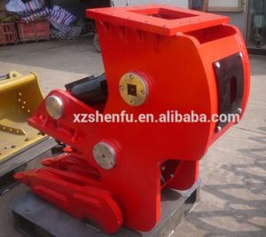 Hydraulic Cutter Fit for 20t Excavator / Hydraulic Shear pictures & photos