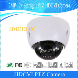 Dahua 2MP 12X Starlight PTZ Hdcvi Camera (SD42212I-HC) pictures & photos