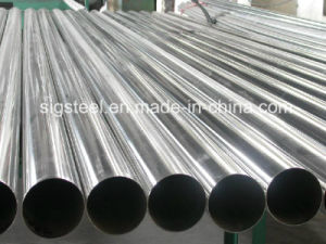 Seamless Steel Pipe/Tube 201, 202, 304, 304L pictures & photos