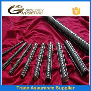 HRB400 Construction Screw Thread Steel Bar pictures & photos