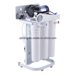 Quick Change Filter RO Water Purifier System pictures & photos