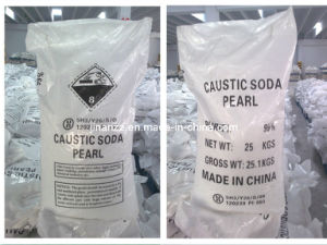 Caustic Soda Pearls (NaOH 99% min) pictures & photos
