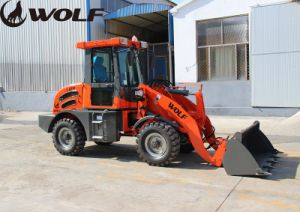 CE Approved Small Wheel Loader Zl12 Small Front End Loader pictures & photos
