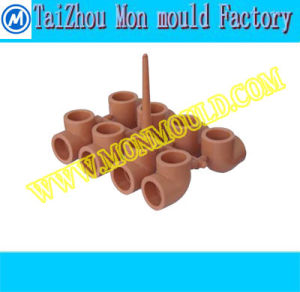 Good Quality 90 Degree 45 Degree PPR Elbow Pipe Fitting Mold pictures & photos