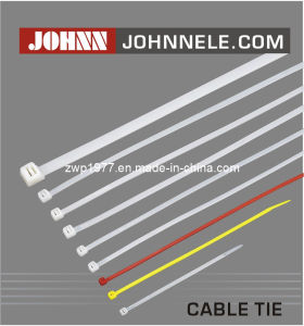 Reuseable Cable Ties Nylon Soft Cable Tie (8*250) pictures & photos