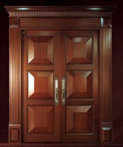 China solid wood composite paint door ht sc 909 china - How to paint a wooden door ...