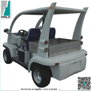 Street Legal Electric Cart with 4 Seats pictures & photos