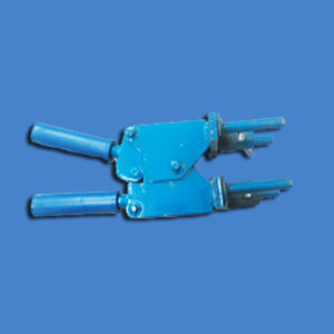 Exothermic Welding Graphite Clip Hardware Clamp