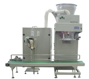 Flour Packaging Machine with Conveyor pictures & photos