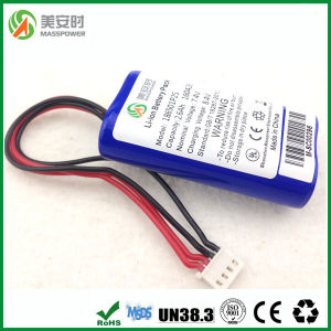 7.4V 2600mAh Battery with SANYO Cells pictures & photos