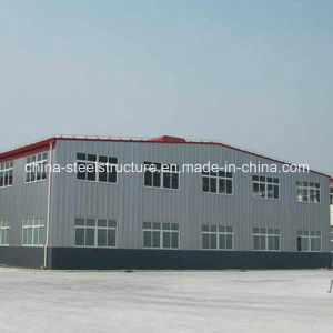 Full Set Professional Design Steel Structure Workshop and Warehouse Construction pictures & photos