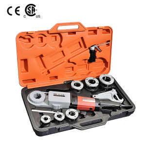 """1/2""""-2"""" Portable Electric Pipe Threader (SQ30-2B) pictures & photos"""