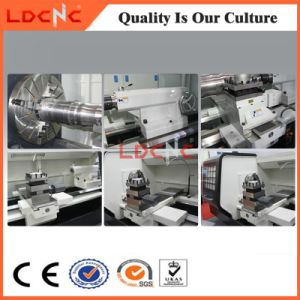 High Precision Automatic Grade Metal Cutting CNC Lathe for Sale pictures & photos