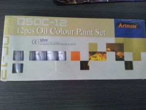 Oil Paint Color (NH07008) pictures & photos
