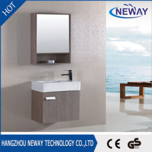 Wall Mounted Modern Melamine Vanity Bathroom Cabinet pictures & photos