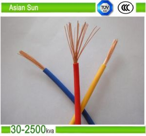 450/750V PVC Insulated Copper Wire, Electric House Wire, Cable Wires pictures & photos