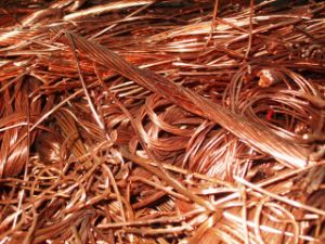 High Purity Scrap Copper/Millberry 99.9%