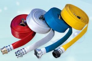 High Pressure 50mm PVC Lining Fire Hose, Fire Fight Equipment Manufacturer pictures & photos