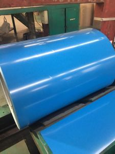 Prepainted Galvanized Steel Sheet PPGI Steel Coils/Color Coated Steel Coil pictures & photos