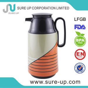 Hot Sale Metal Glass Inner Tea Pot Vacuum Flask Jug (JGFM) pictures & photos