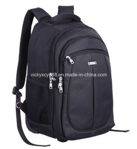 Wheeled Trolley Business Traveling Laptop Computer Backpack Bag (CY1844) pictures & photos