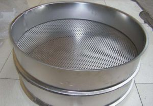 Stainless Steel Woven Mesh/Perforated Sheets Laboratory Standard Test Sieves pictures & photos