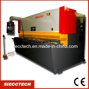 Hydraulic Swing Shearing Machine QC12y 6X3200 for The Use of Cutting Machine pictures & photos