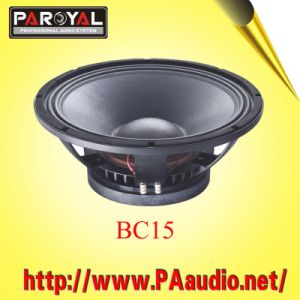 BC15 Speaker