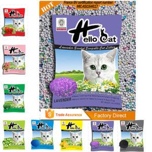 2016 Hc007 Hot Sale Lavender Cat Litter Cat Litter Cleaner pictures & photos