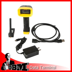 Direct Factory Cheapest Wireless Barcode Scanner (OBM-380)