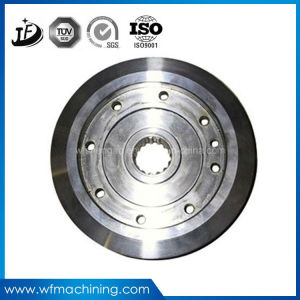 Qt400-15 Magnetic Spinning Bike Flywheel by Sand Casting pictures & photos