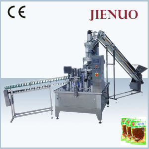 Hot Sale Automatic Rotary Pouch Pickles Packing Machine pictures & photos