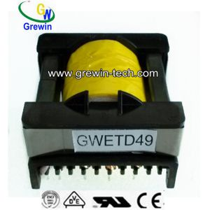 220V 12V 24V Etd29 Etd39 Etd49 Etd59 100kHz Ferrite Transformer for Switching Power Supply pictures & photos