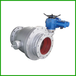 Electric Discharge Ball Valve-Motorised Discharge Ball Valve pictures & photos