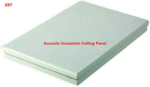 Ceiling Board Acoustic Insulation Ceiling Panel Ceiling 600*600 pictures & photos