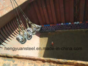 Packed Hot DIP Galvanised Steel Coil Gi Galvanized Steel Strip pictures & photos