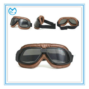 UV 400 Anti-Impact Customized Polarized Harley Safety Goggles pictures & photos